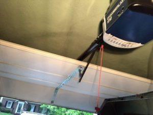Chamberlin Garage Door Opener repaired by Aviya's Garage Door company.